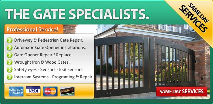 Gate repair Broomall PA
